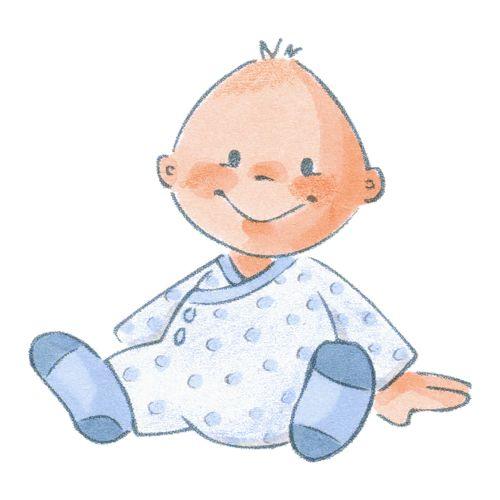 Bebe clipart baby boy.