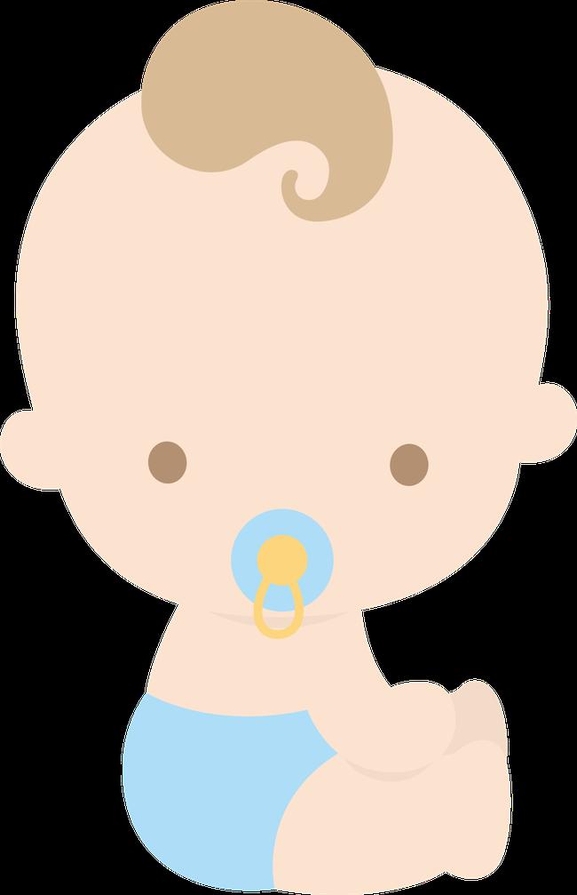 Grávida e bebê.