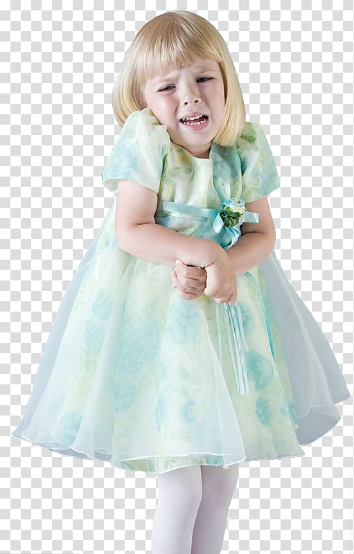 Bout\'Choux Flower girl Dress Cabbage, bebek transparent.