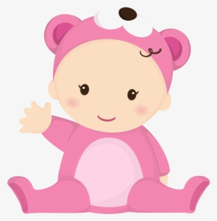 Free Baby Girl Clip Art with No Background.