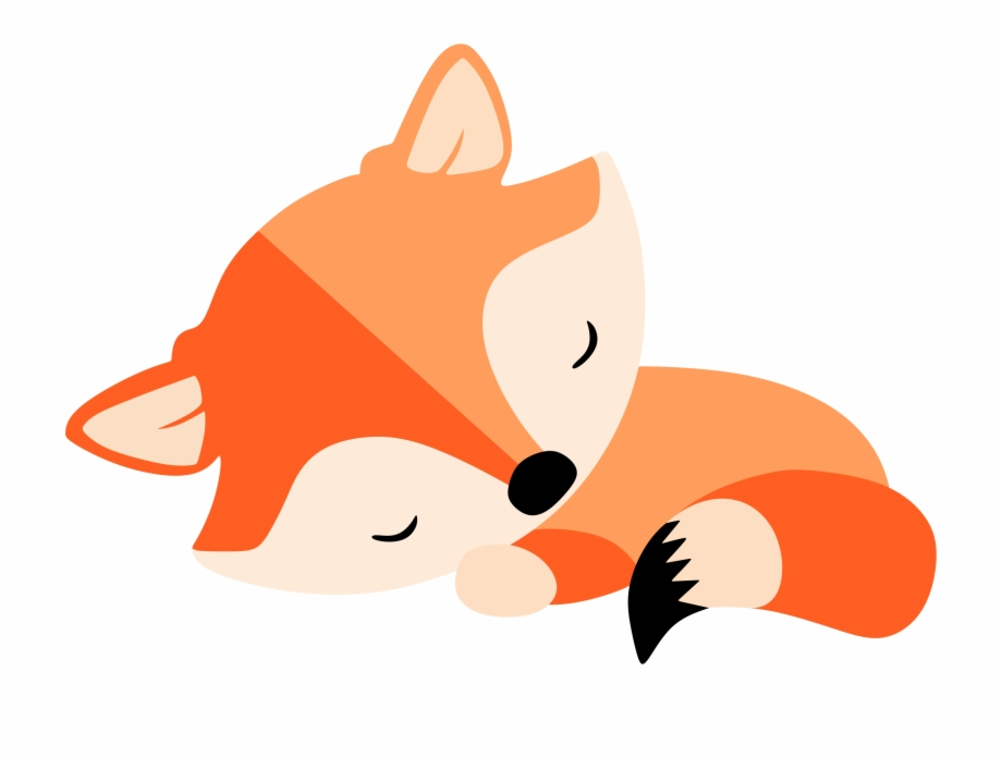 Baby Fox Png Transparent Background.