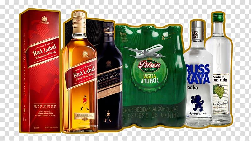 Liqueur Glass bottle Whiskey Beer Wine, beer transparent.