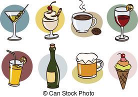 Bebida Vetor Clipart e Ilustração. 413.844 Bebida imagens clipart.