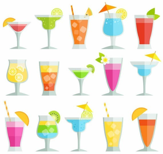 Bebidas clipart 5 » Clipart Portal.