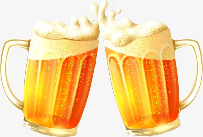 O Copo De Cerveja, A Cerveja, A Cerveja, Bebidas PNG e vetor para.