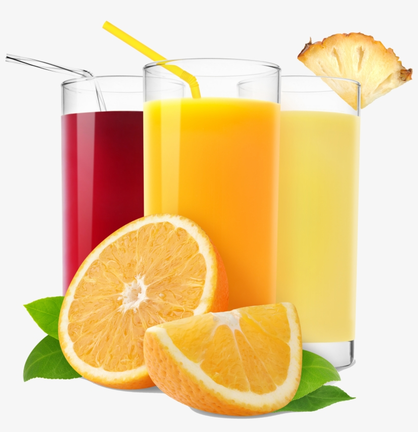 Fruit Juice Png.