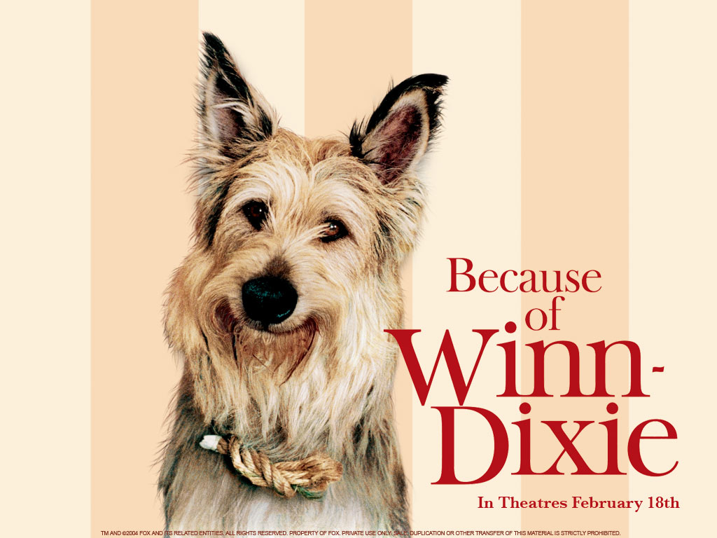 Because Of Winn Dixie Drawing at GetDrawings.com.