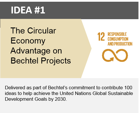 Circular Economy on Bechtel Projects.