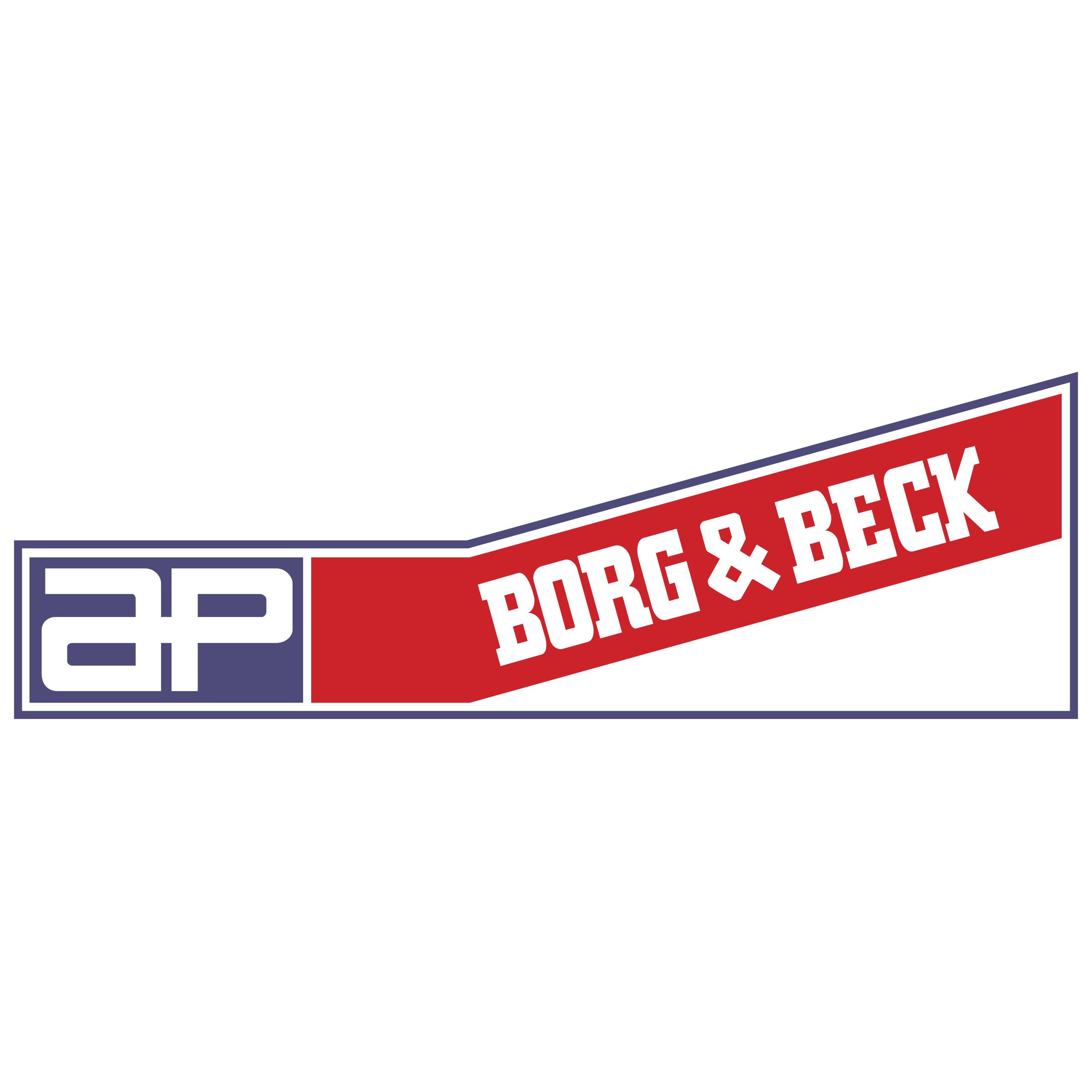 Borg & Beck Logo PNG Transparent & SVG Vector.