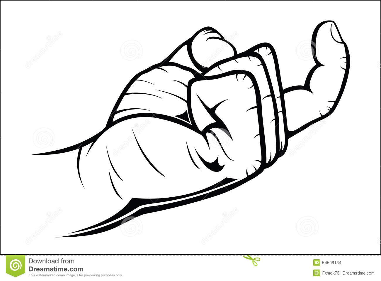 Hand Gestures.