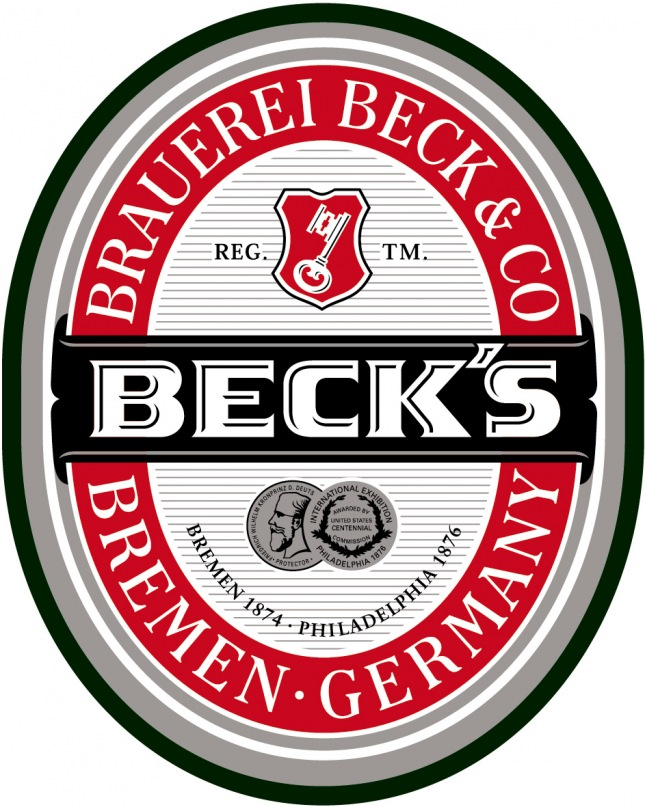 Beck's Logo / Alcohol / Logo.
