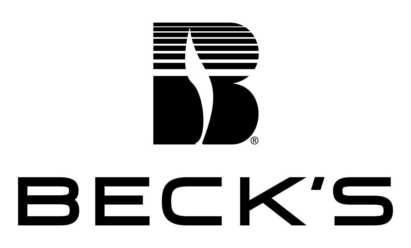 Becks Logos For Print Or Interactive.