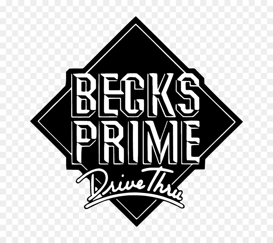 Becks Prime Text png download.