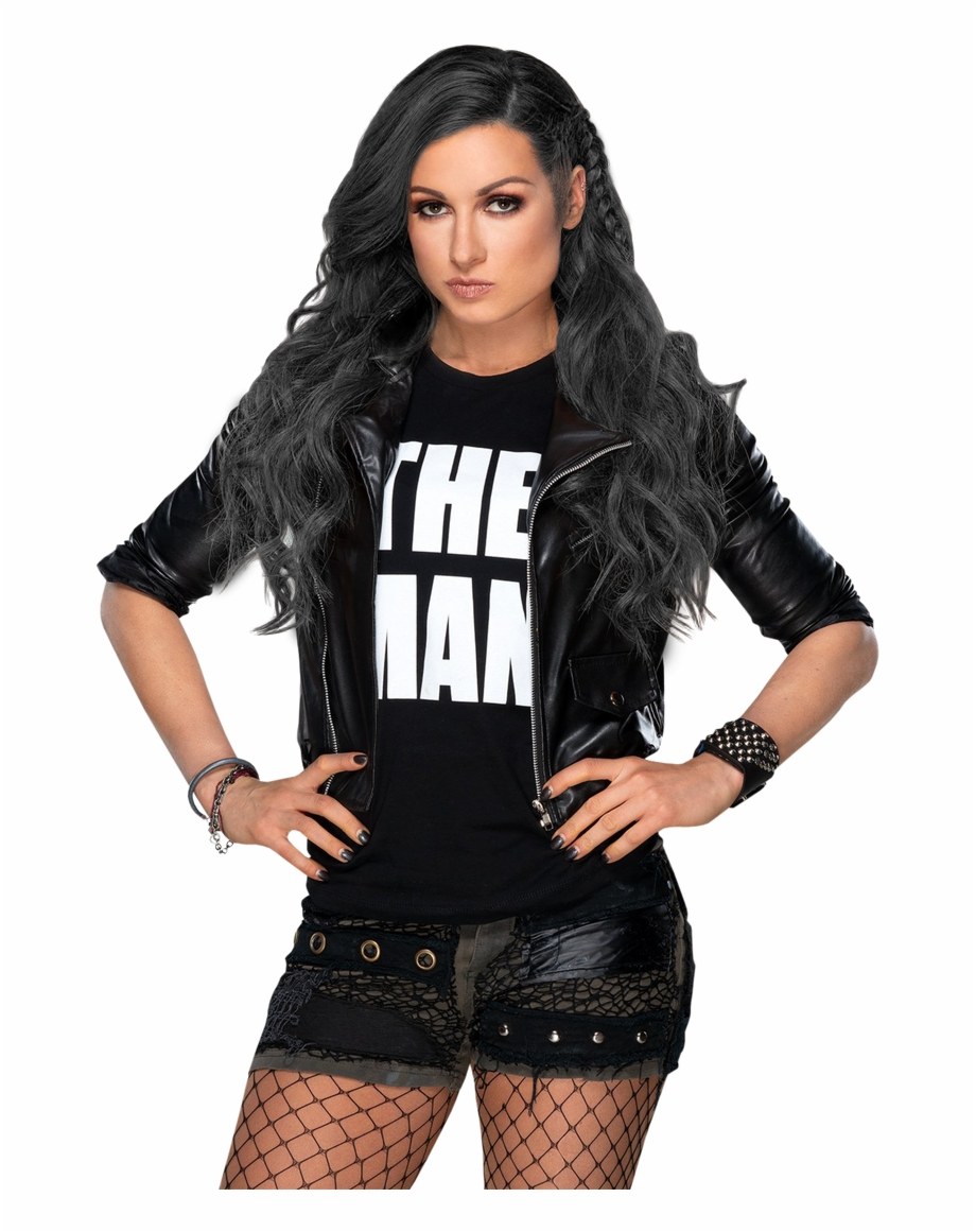 Becky Lynch Black Hair Free PNG Images & Clipart Download #2962622.
