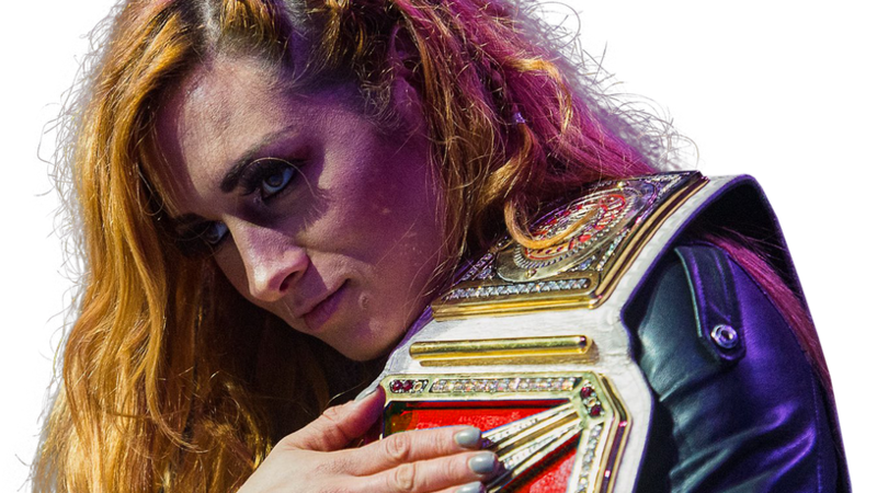 Petition update · Becky Lynch at WrestleMania · Change.org.
