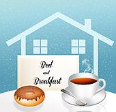 Bed breakfast Illustrations and Clipart. 637 bed breakfast royalty.
