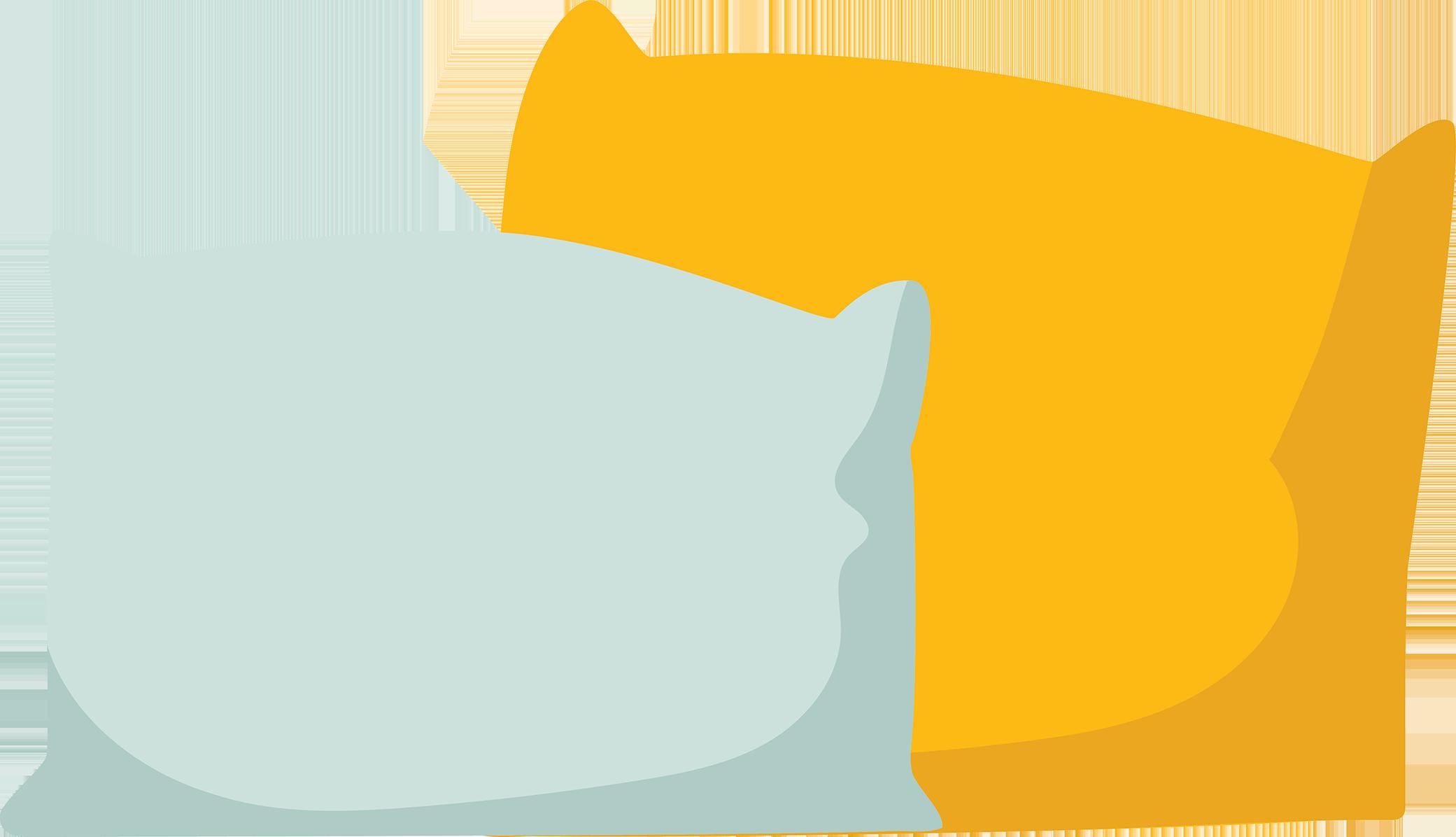 Pillow clipart sleeping bag pillow, Pillow sleeping bag.