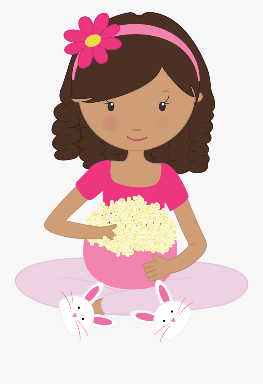 Pillow Clipart Sleepover , Free Transparent Clipart.