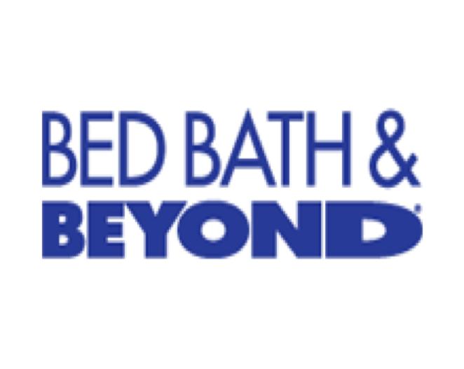 BED BATH & BEYOND.