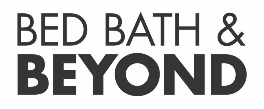 Bed Bath And Beyond Logo Transparent Free PNG Images & Clipart.
