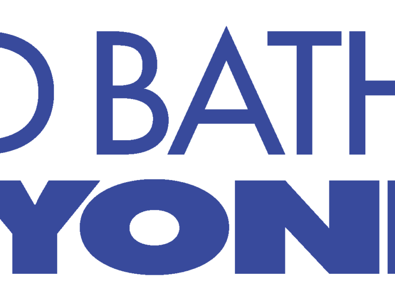 Bed Bath Beyond Logo PNG Transparent.