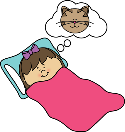 Sleep Clip Art.