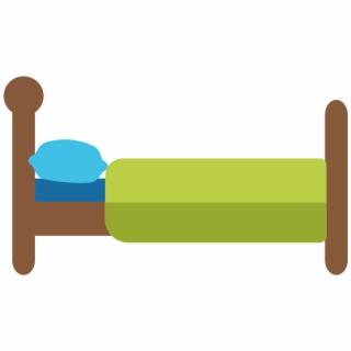 Bed Emoji PNG Images.