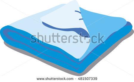 Bed Linen Stock Photos, Royalty.