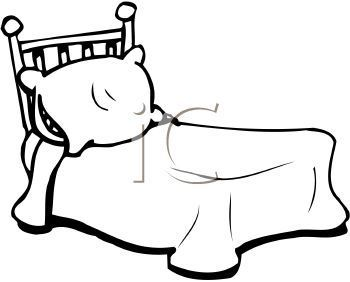Bed and pillow clipart 1 » Clipart Portal.