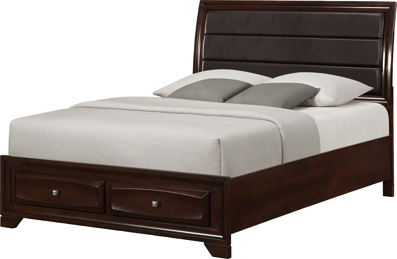 Bed PNG Image.