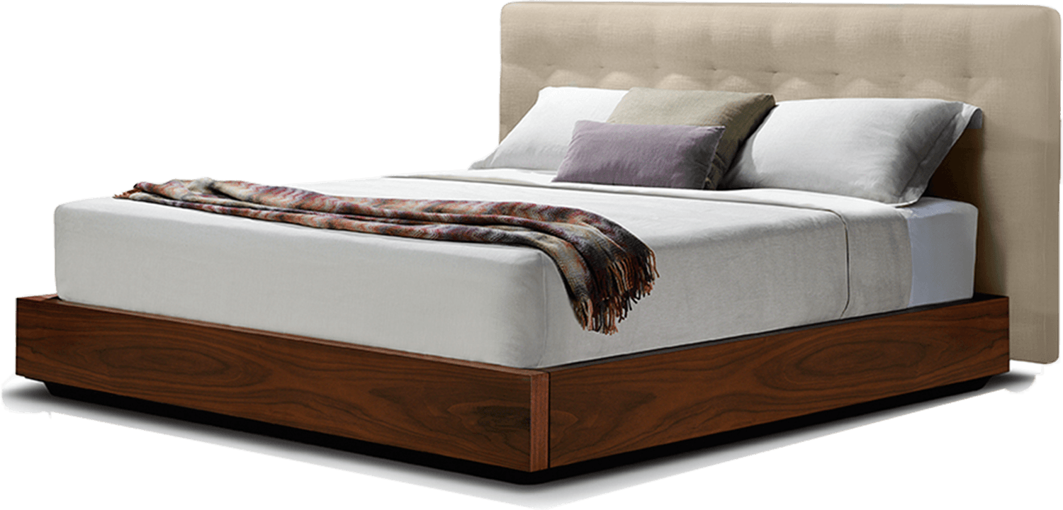 Modern Bed PNG Photos.