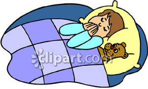 Bed time clipart #19