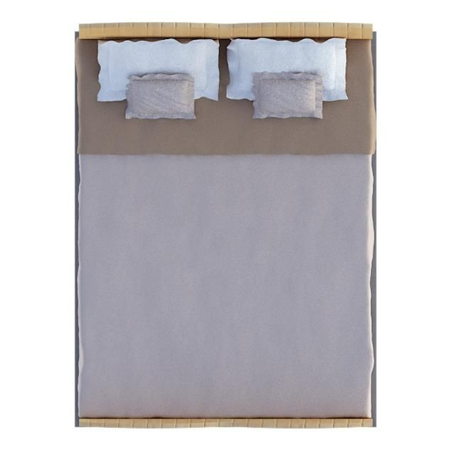 Hd Bedroom Fixture With Hd Psd File Free, Bedroom, Fixture.