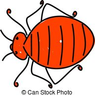Bedbug Illustrations and Clip Art. 730 Bedbug royalty free.