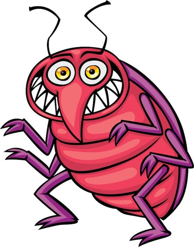 Bedbug 20clipart.