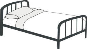 Bedding Clipart.