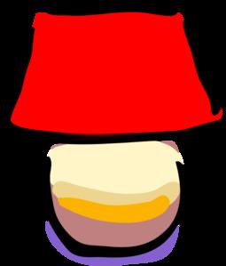 Clipart lamp.