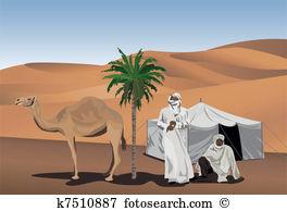 Bedouin Clipart and Illustration. 319 bedouin clip art vector EPS.