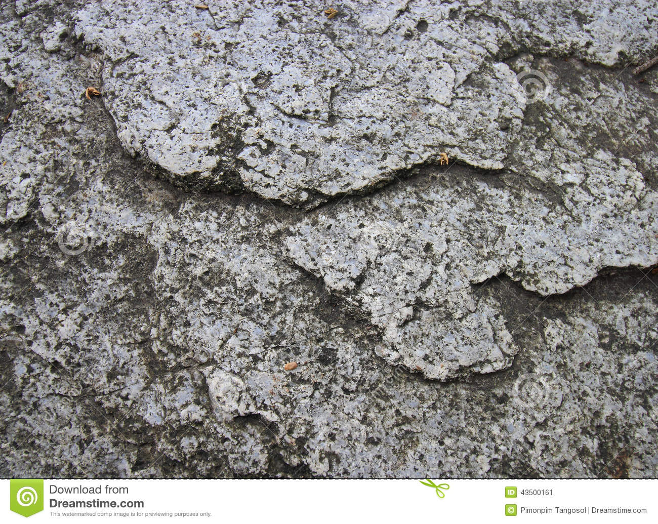 Bedrock Background Royalty Free Stock Image.