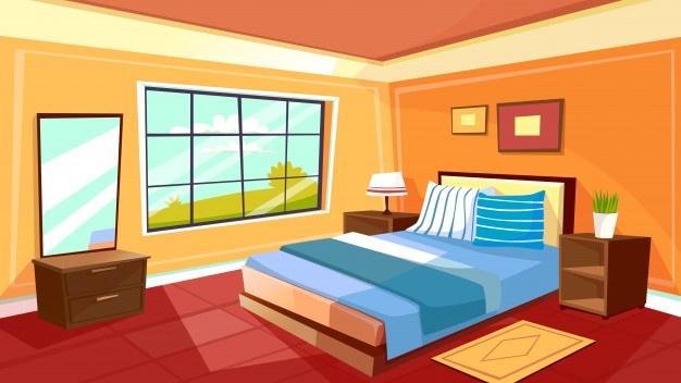 Bedroom Vectors, Photos and PSD files.