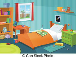 Bedroom Illustrations and Clip Art. 14,949 Bedroom royalty free.