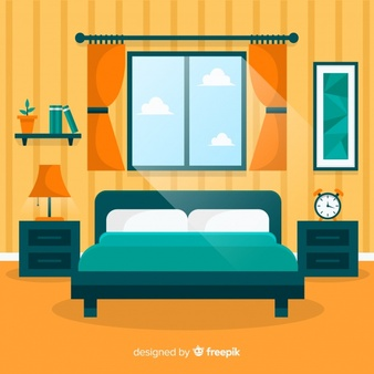 Bedroom Vectors, Photos and PSD files.