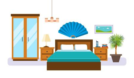 29,518 Bedroom Furniture Cliparts, Stock Vector And Royalty Free.