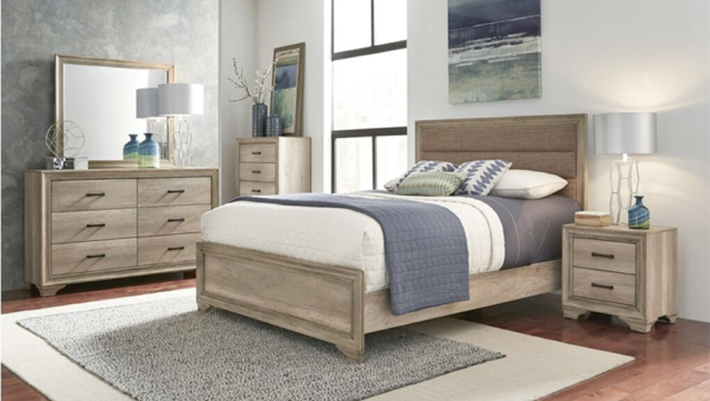 Bedroom,Bed,Furniture,Room,Bed frame,Drawer,Product,Chest of drawers.