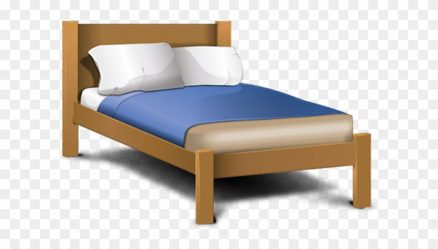 Bed Clipart Transparent Background.