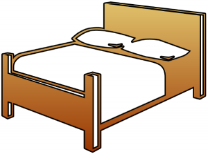 More Beds Clip Art Download.