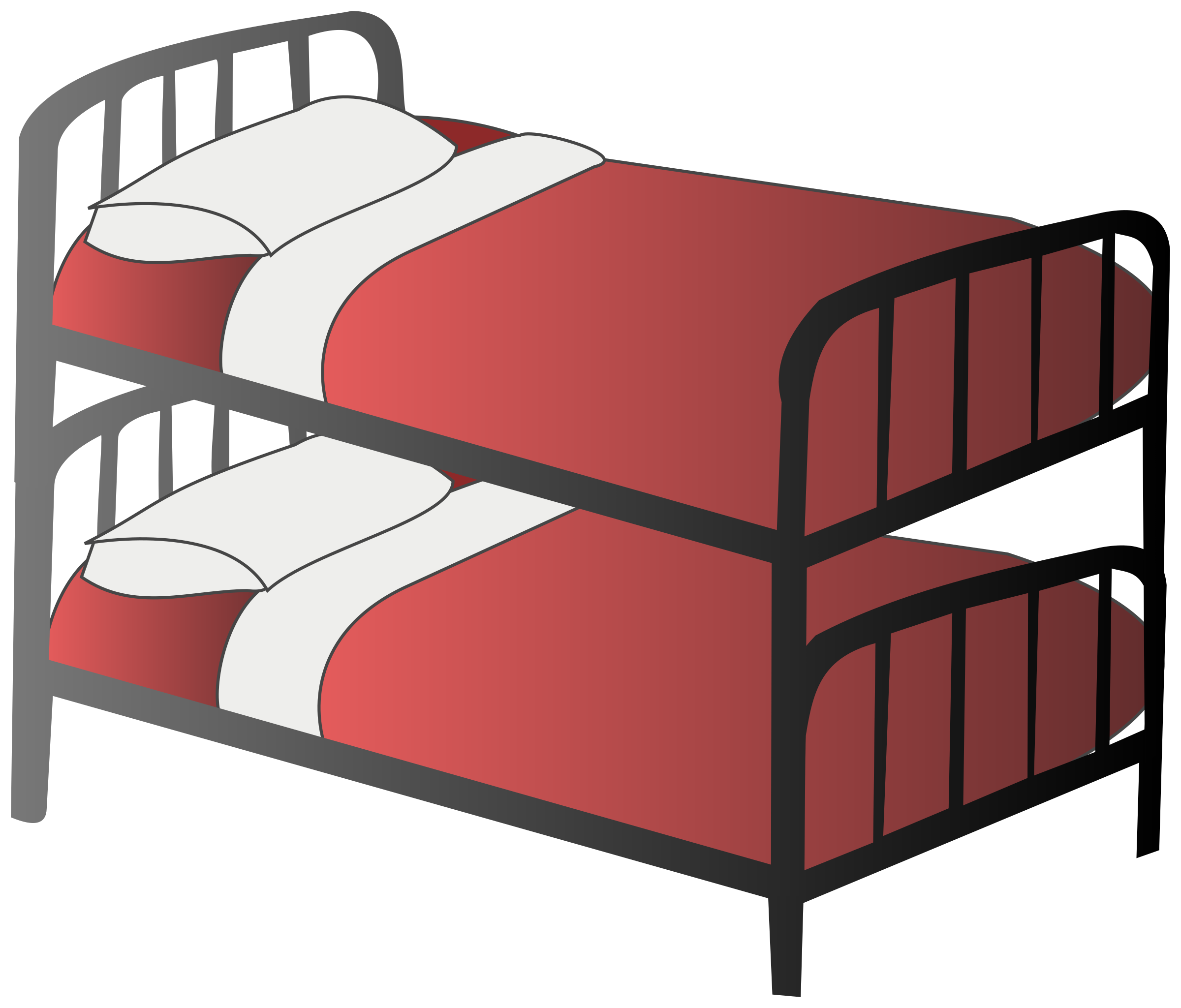Beds Clipart.