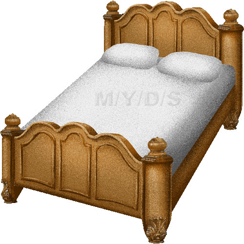 Bed clip art free clipart images clipartbold.