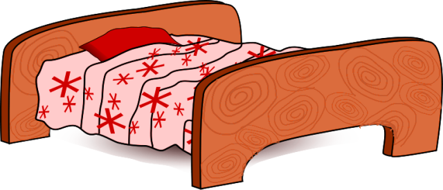 Free Bed Clipart Pictures.