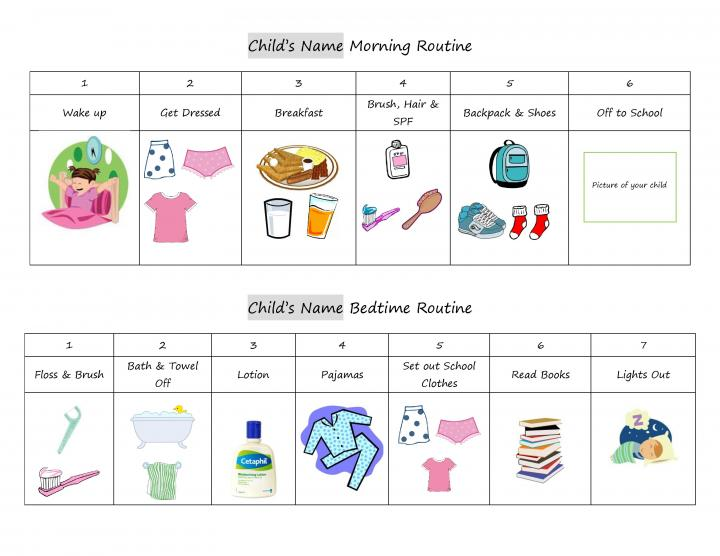 Free Evening Routine Cliparts, Download Free Clip Art, Free.